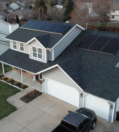 19 Solar Panels Installed