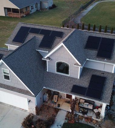 22 Solar Panels Installed