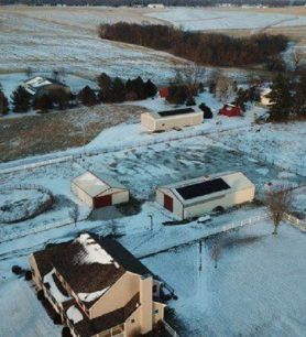27 Solar Panels Installed in Edwards, IL