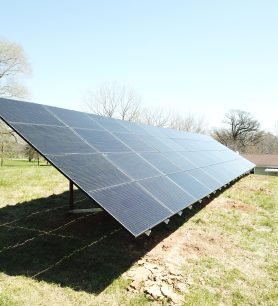 44 Solar Panels Installed in Tremont, IL