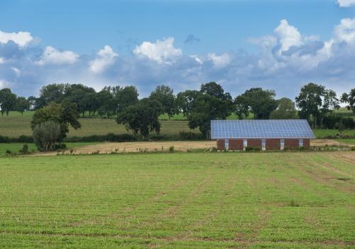 Agricultural Solar System